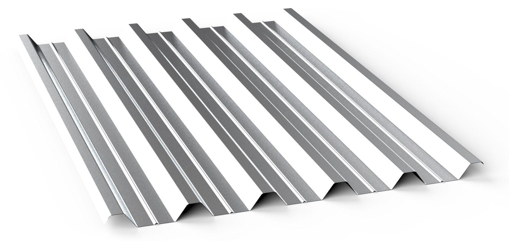 Металлошифер 0,5 мп20 1,15х0,6-16