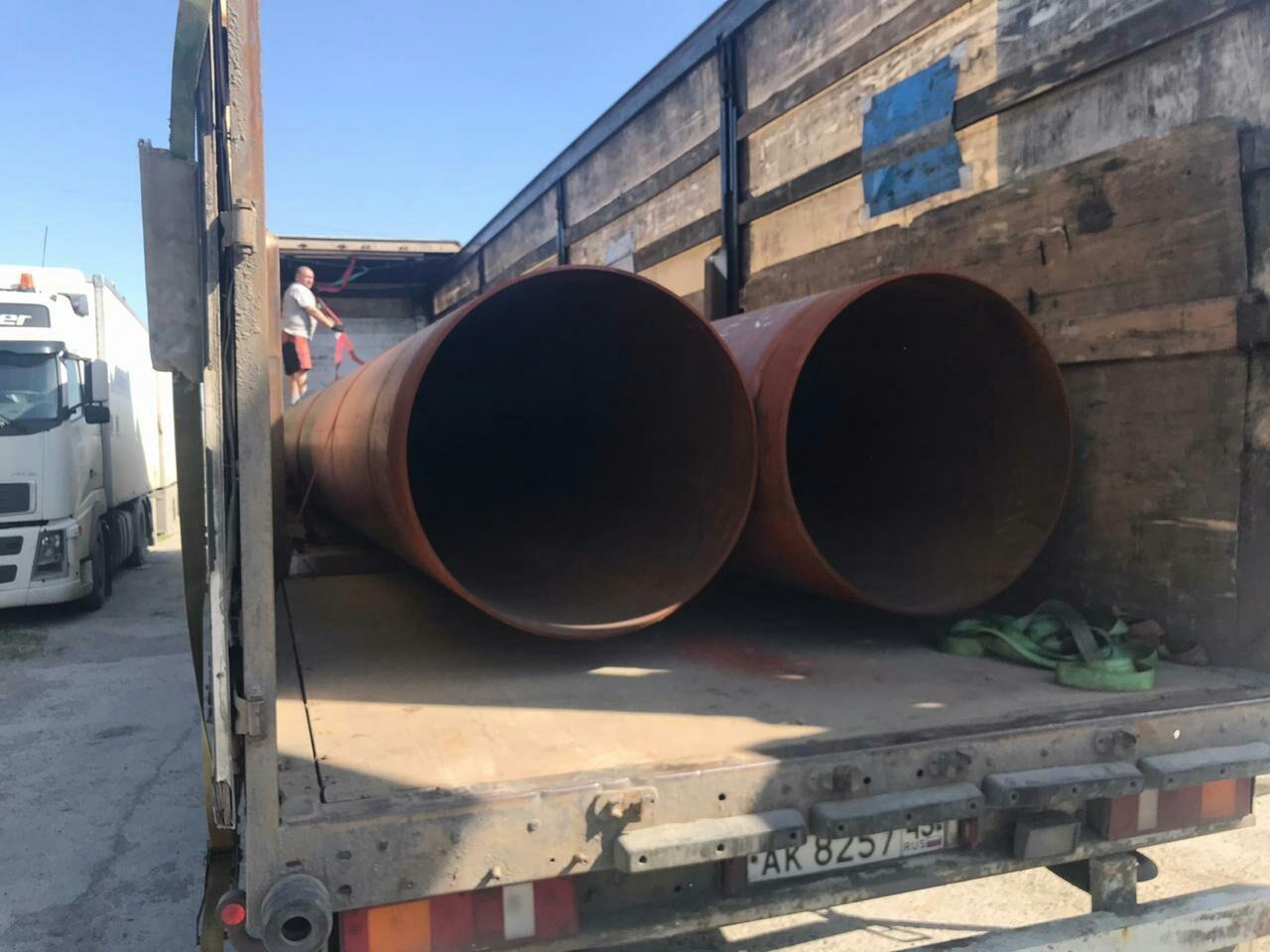 Трубы больших диаметров - прямая поставка